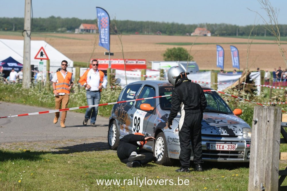 Rally van de Monteberg - rallylovers.be