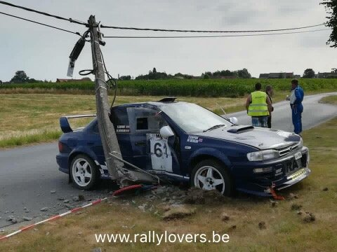 TBR Rally - rallylovers.be