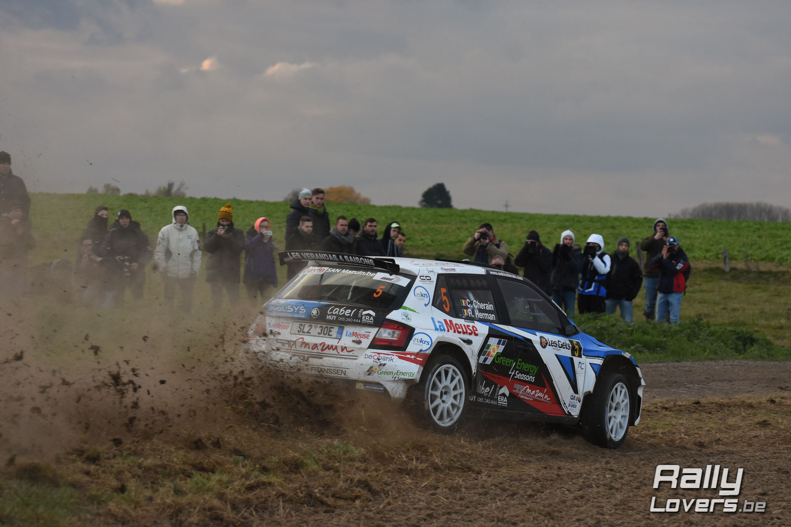 Condroz Rally - Meer info rond parcours en timing