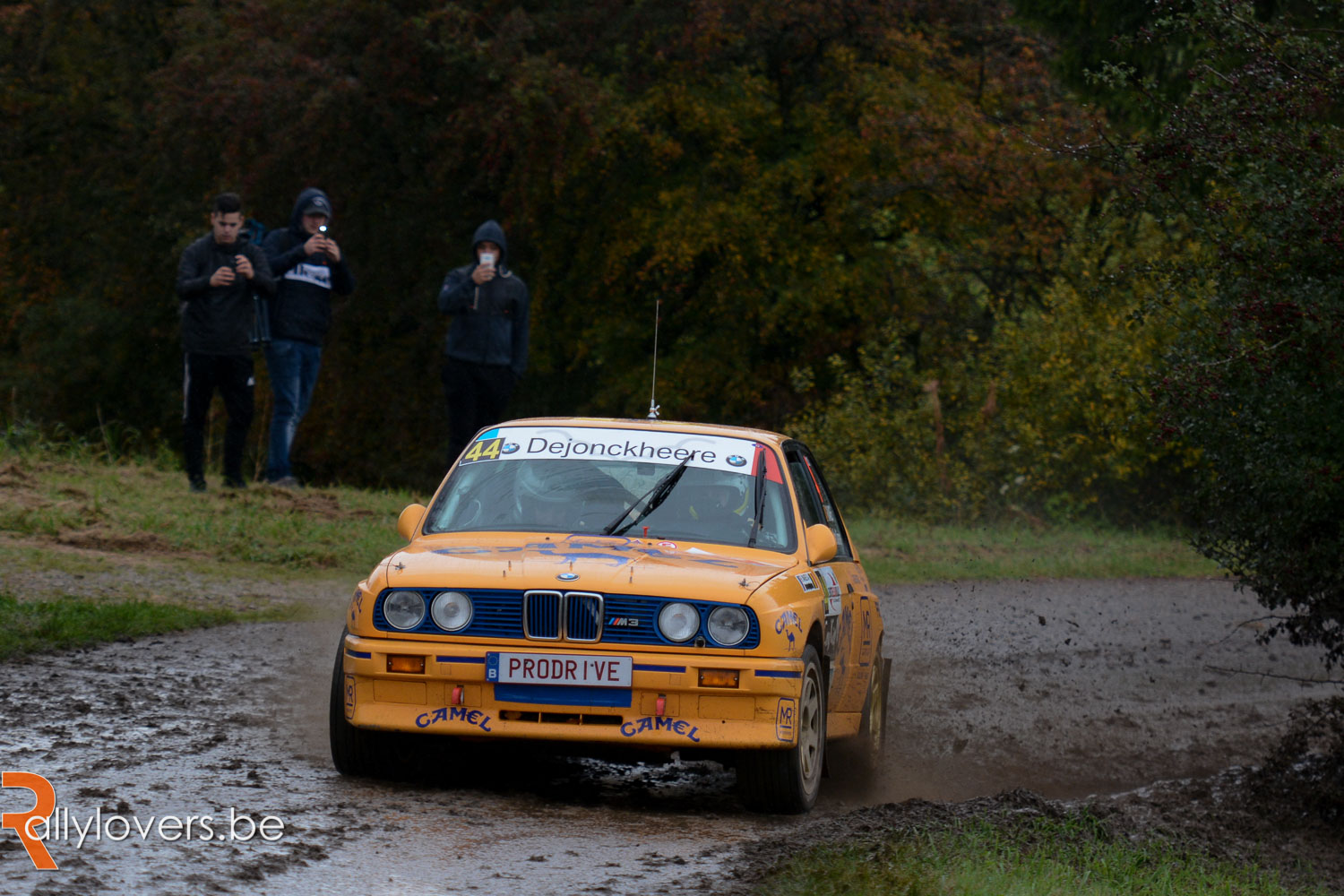 East Belgian Rally - Historic BRC - Robin Maes opnieuw leider in het Historic