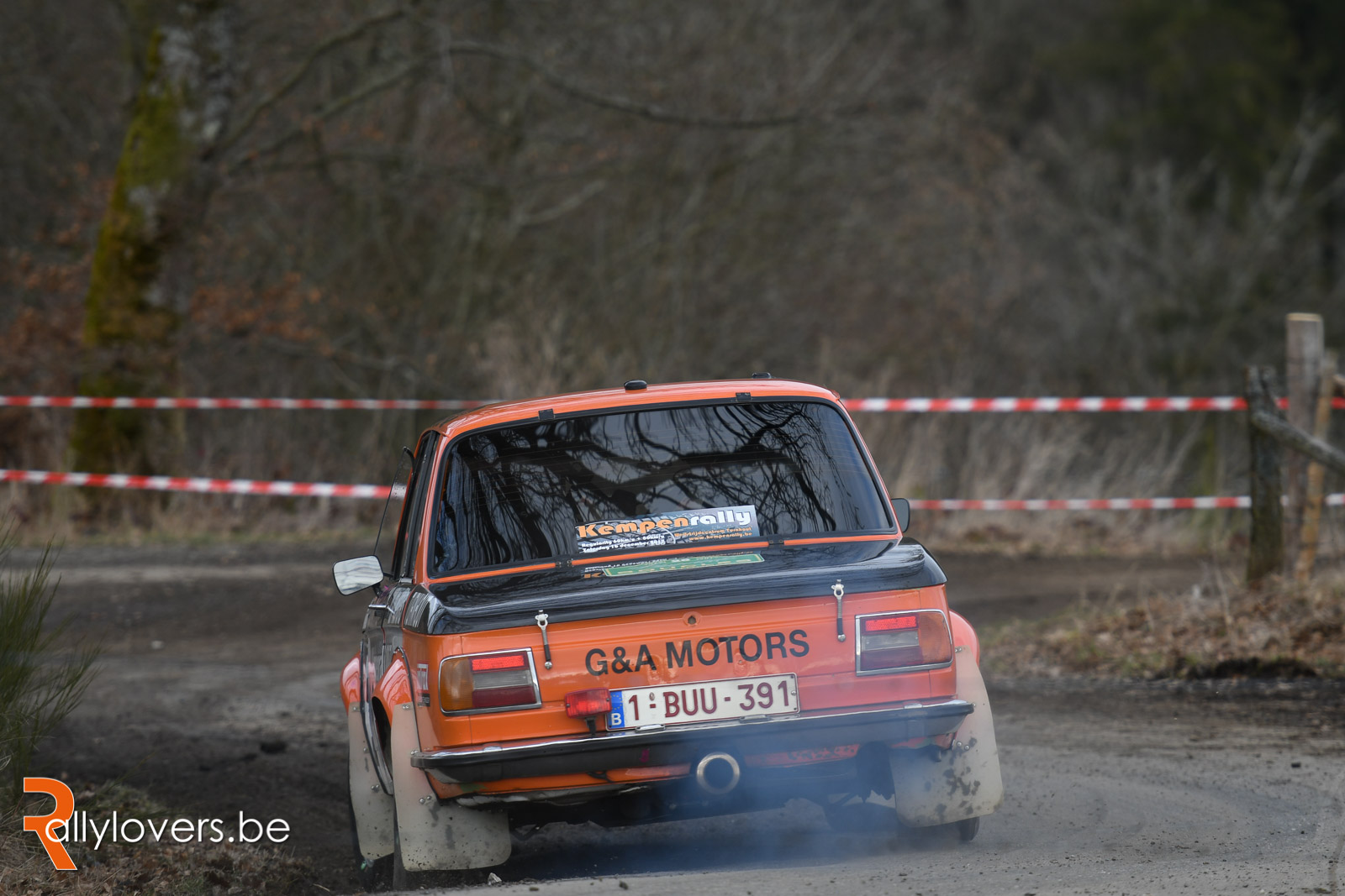 Meer info over Kempenrally