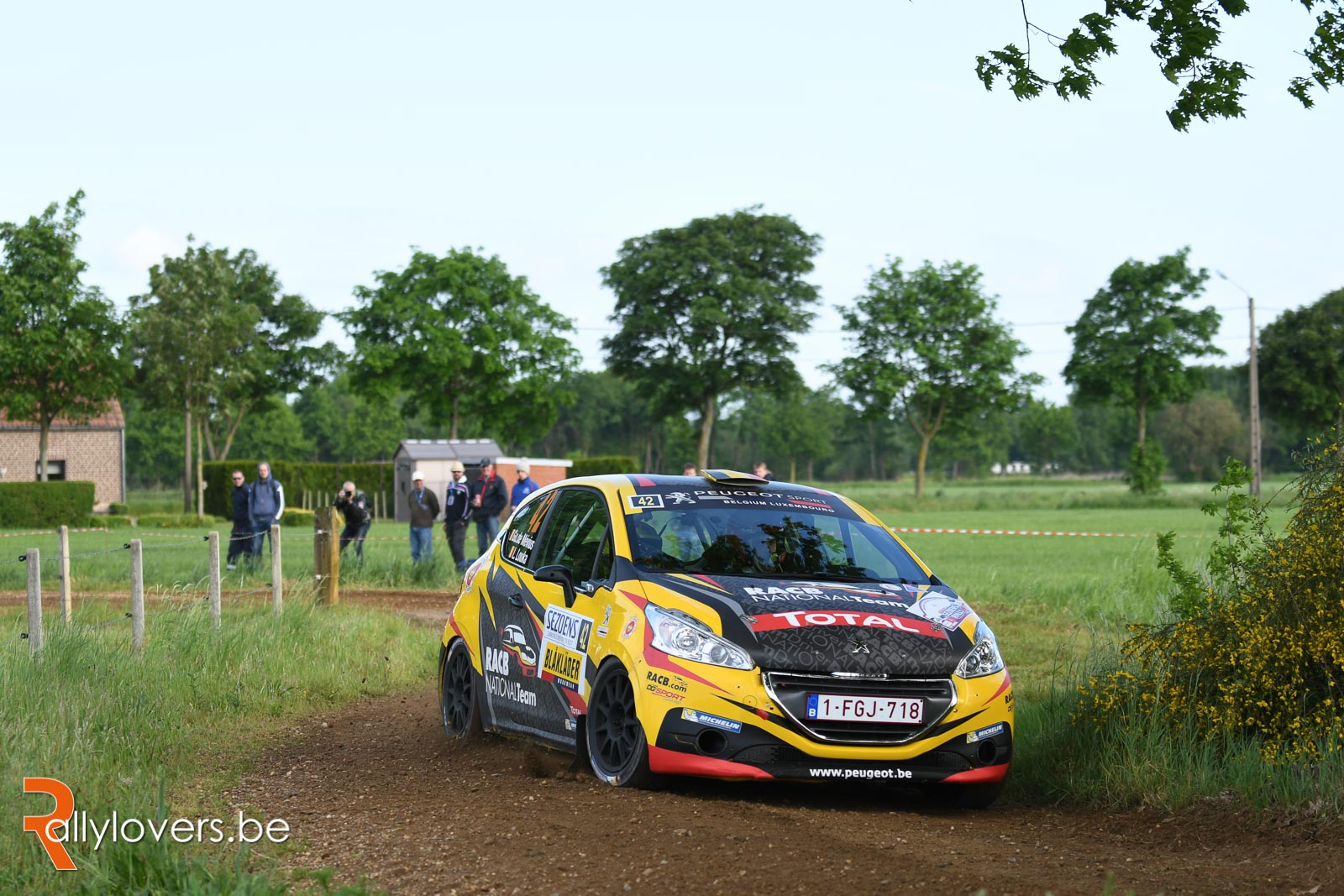 Sezoensrally - Junior BRC - Guillaume de Mevius outstanding 24 op 25 beloond met de Junior Award