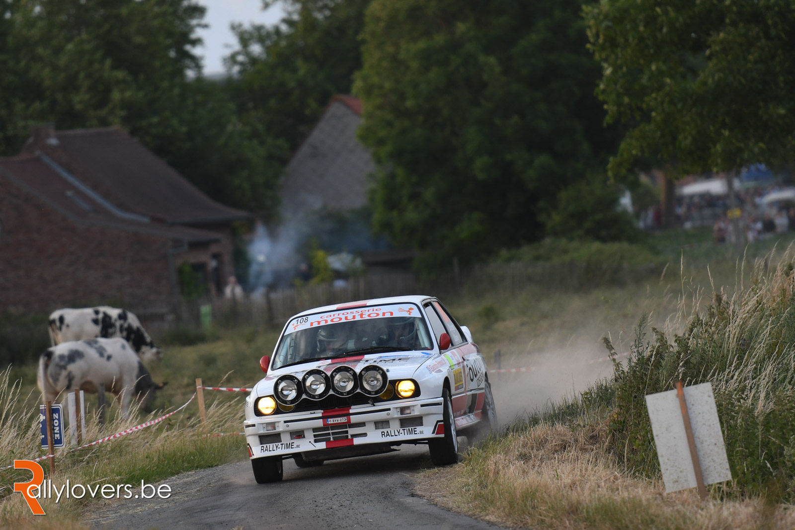 Preview - Ypres Rally- Dries Vergote