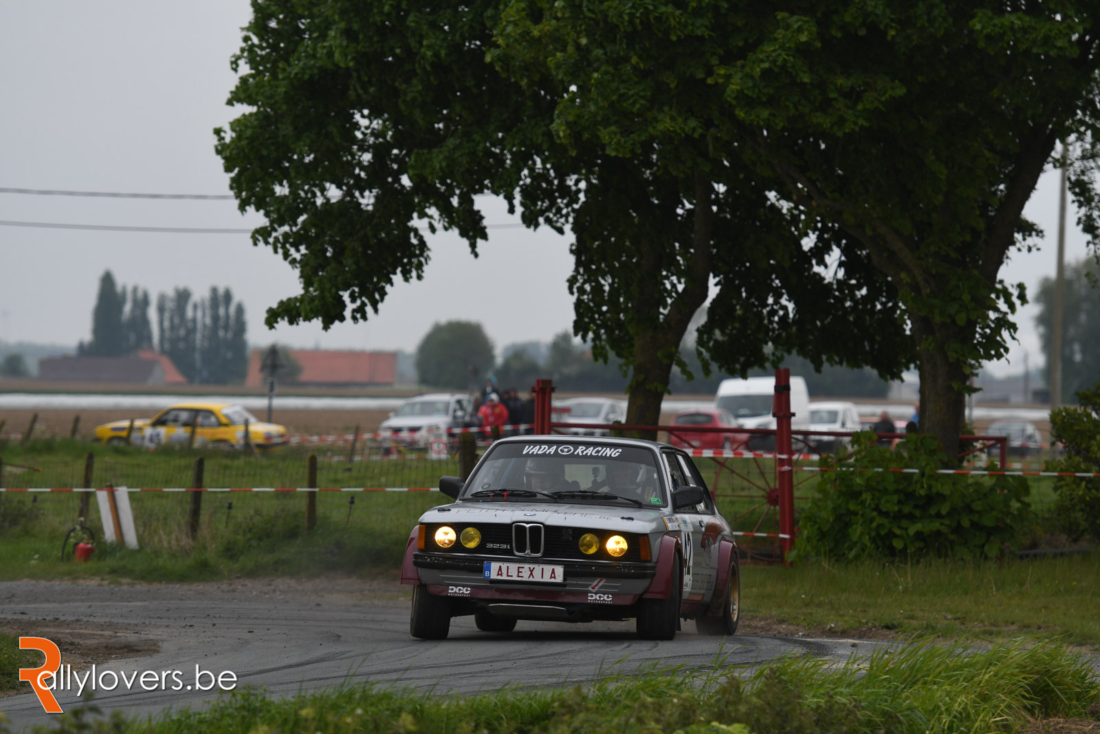 Peter Demeyere wint Classic Rally Challenge
