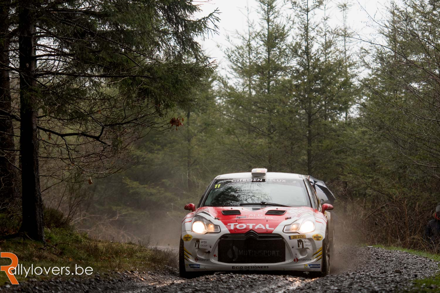 Preview - Rallye de Wallonie - Citroën Belux (Kevin Demaerschalk)`