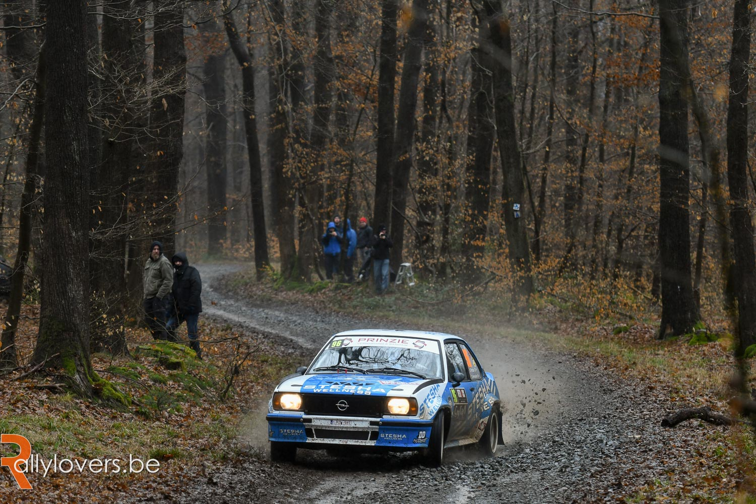 Preview - Condroz Rally - Stefaan Prinzie