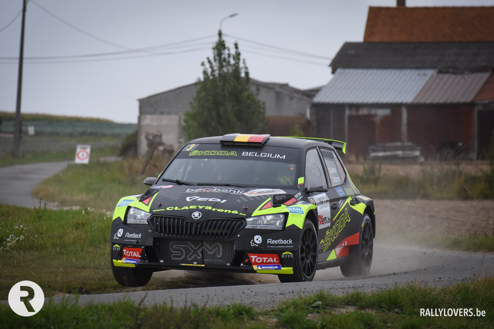 Preview - East Belgian Rally - Sébastien Bedoret