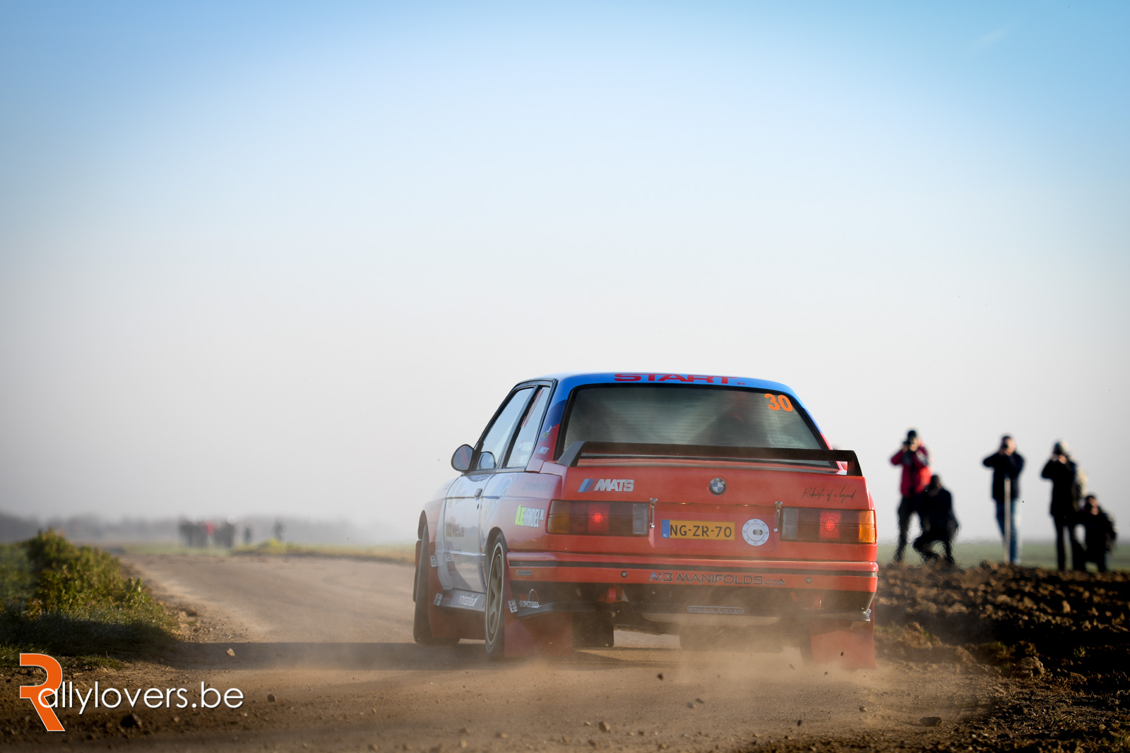 Preview - TAC Rally - Mats van den Brand