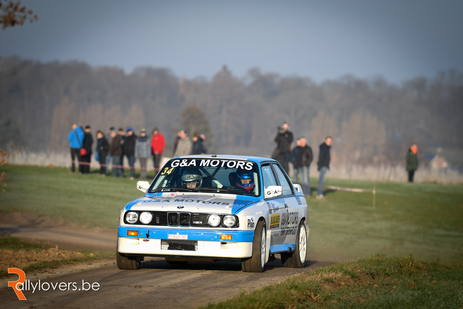 Haspengouw Rally - Guino Kenis domineert Historic van start tot finish