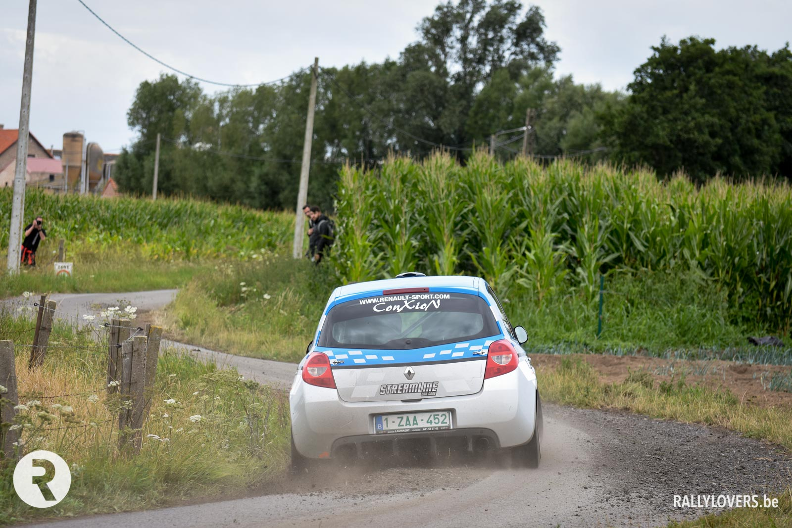 Preview - Hemicuda Rally - Koen Lauwaert