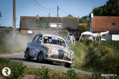 Ypres Historic Rally