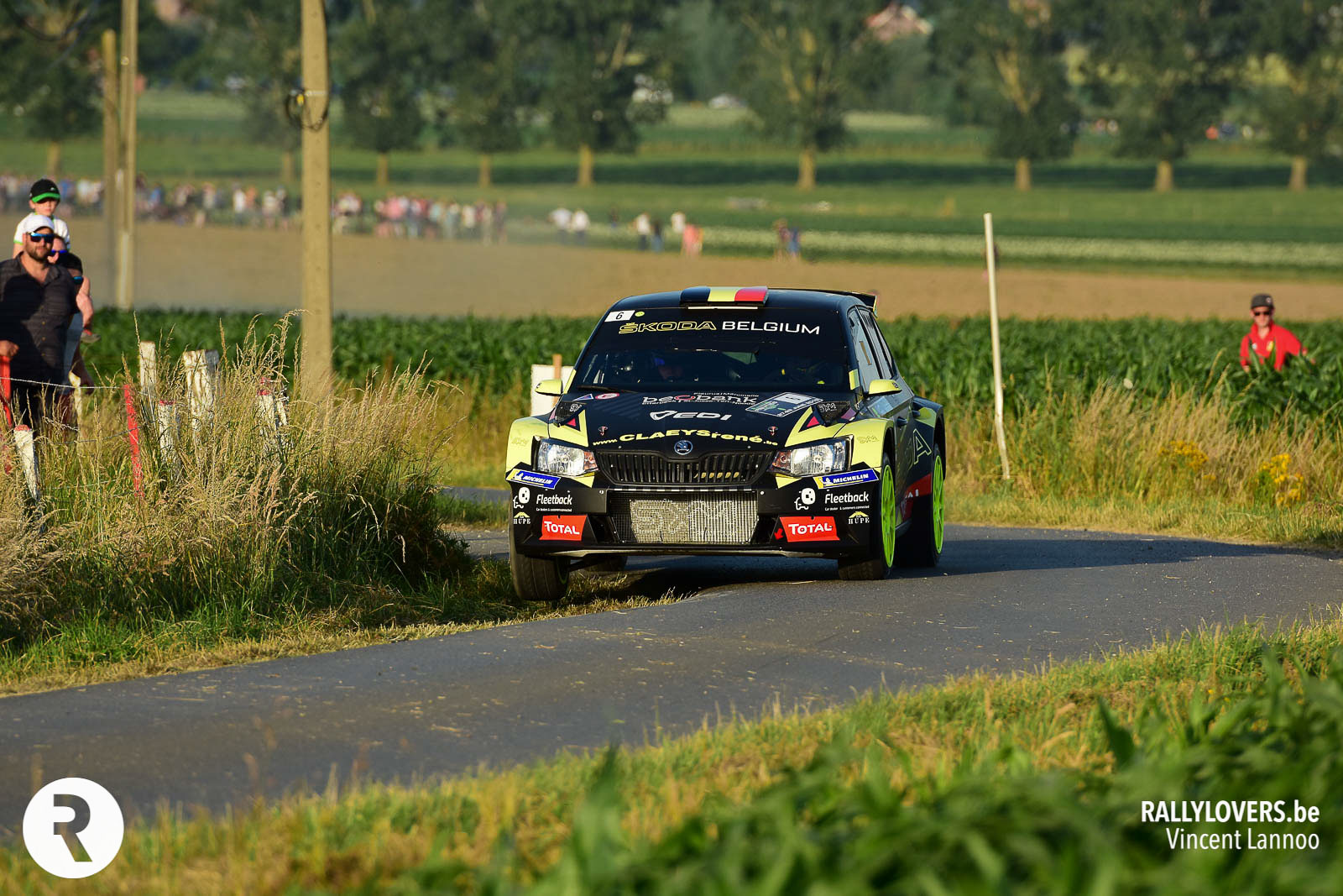 Sebastien Bedoret is mystery driver in Rally van Staden