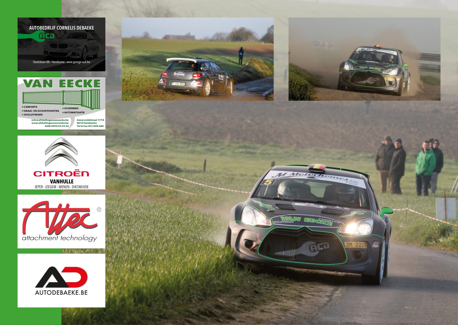 Preview - Ypres Rally - Bert Cornelis