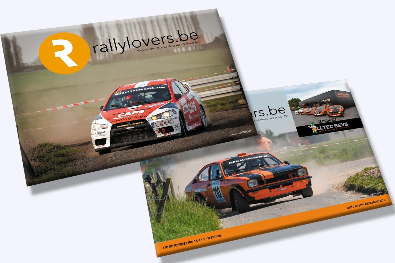 de gratis rallylovers kalender s haal je bij rallylovers