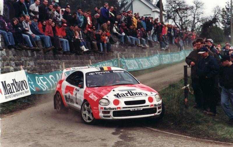 Ypres Rally Masters - Voor Youngtimers, wereldtoppers en de huidige World Rally Cars