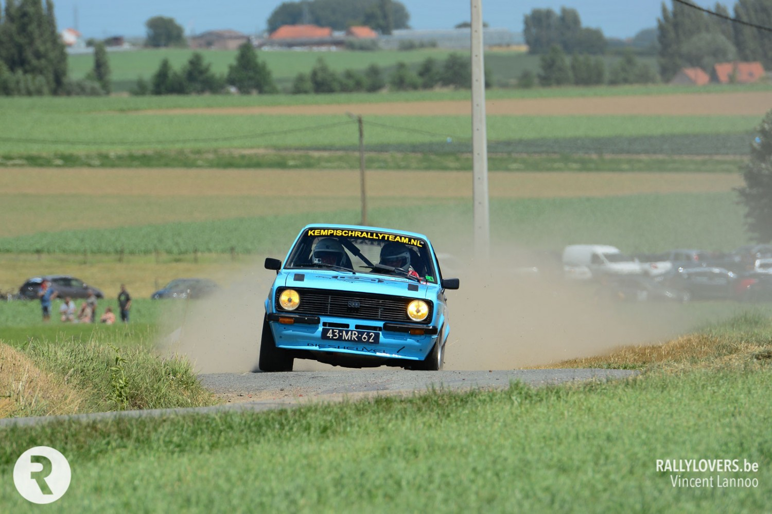 Preview - Rally van Wervik - Kempisch Rallyteam