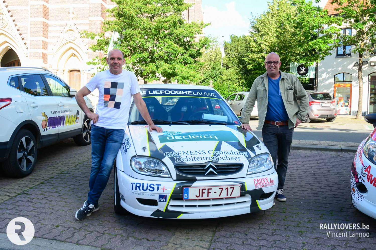 Preview - Renties Ypres Rally - Peter Desmedt