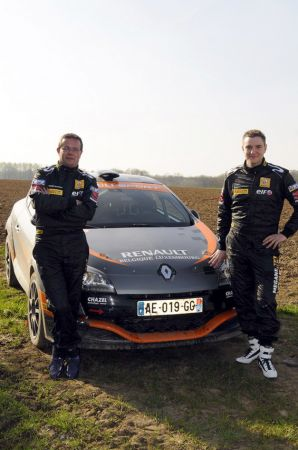 Preview Rally de Wallonie: Cedric Cherain
