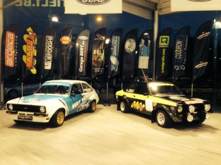 Voorstelling Ford Pinto Cup